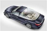2011 Lexus LS 600h L Landaulet image.