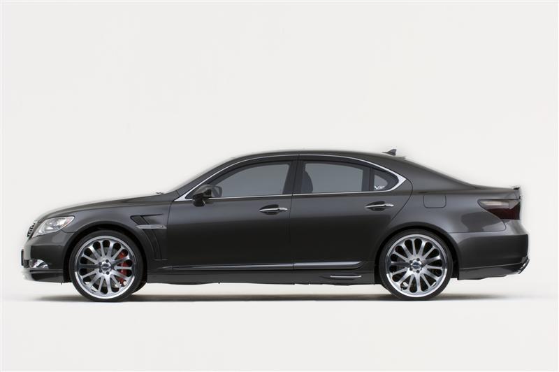 2009 Lexus LS 600h thumbnail image