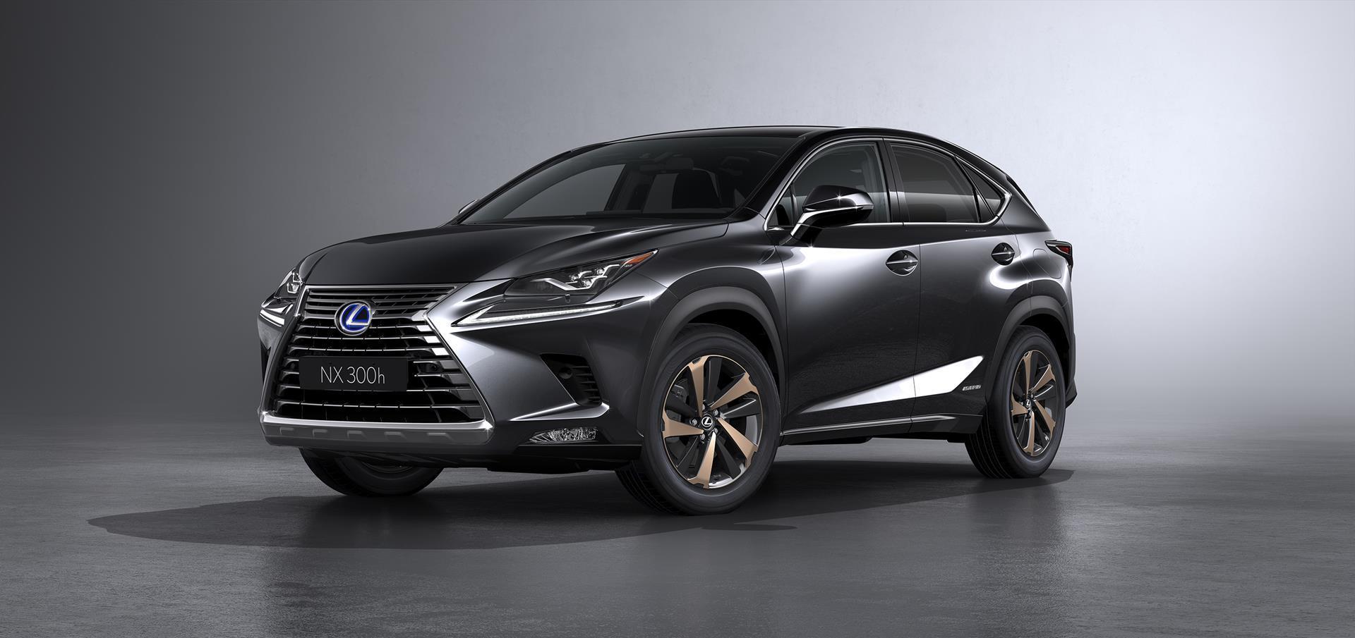 2018 Lexus NX Image