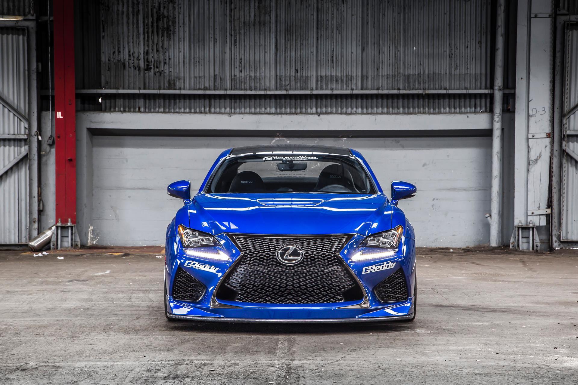 2015 Lexus RC F Gordon Ting - conceptcarz.com