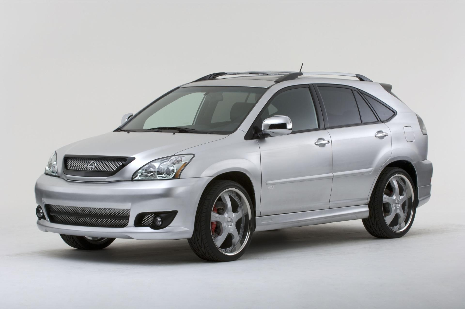 2009 lexus rx 400h technical specifications and data engine dimensions and mechanical details. Black Bedroom Furniture Sets. Home Design Ideas