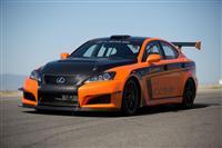 2013 Lexus IS F CCS-R Race Car image.