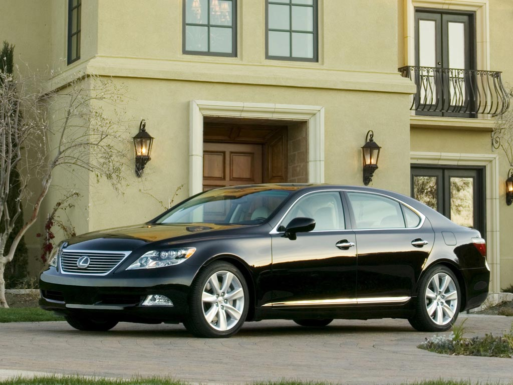 2008 lexus ls 600h l image. Black Bedroom Furniture Sets. Home Design Ideas