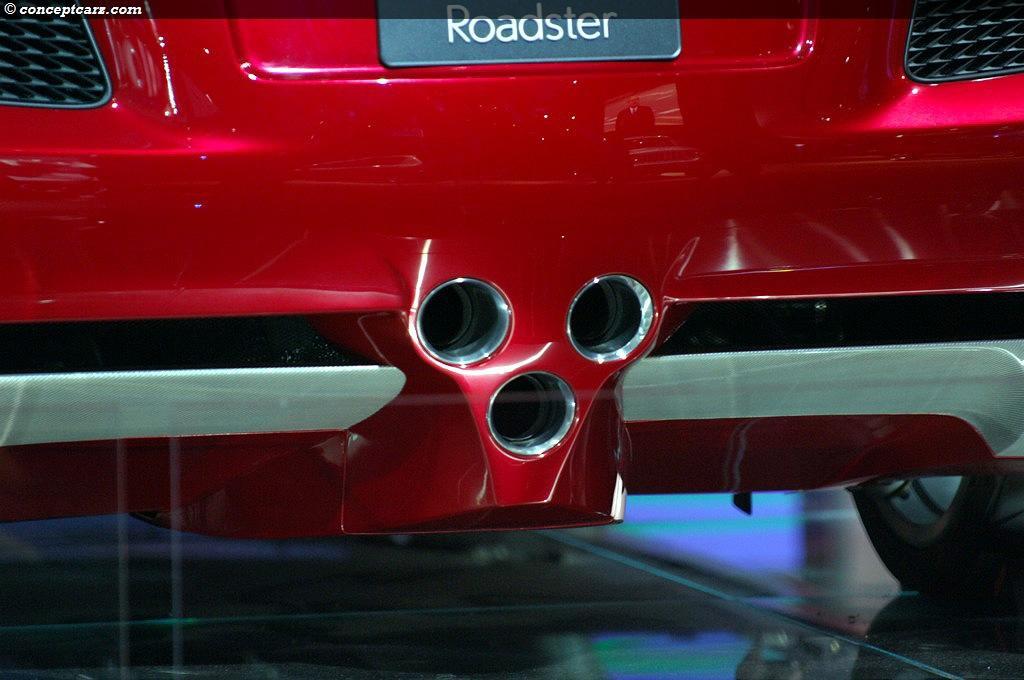2008 Lexus LF-A Roadster Concept Image