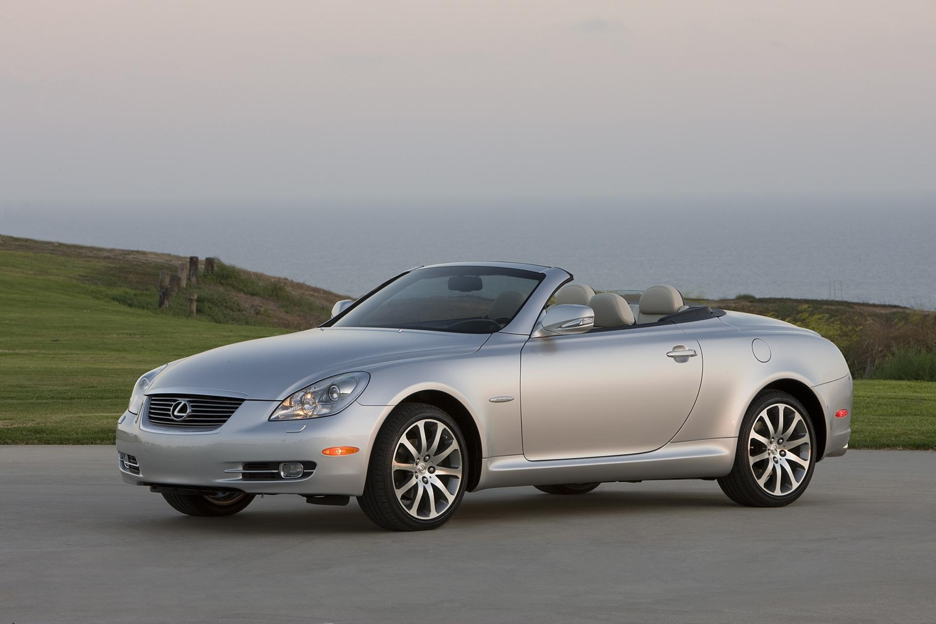 2009 lexus sc 430 pebble beach edition. Black Bedroom Furniture Sets. Home Design Ideas