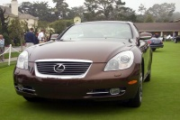 2005 Lexus SC 430 Pebble Beach Edition image.