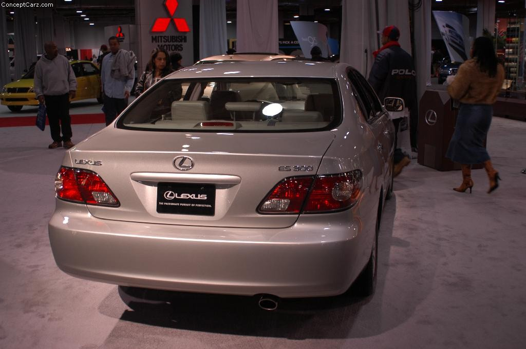 2003 lexus es 300 pictures history value research news. Black Bedroom Furniture Sets. Home Design Ideas