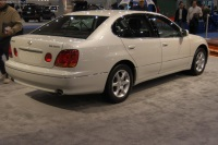 2004 Lexus GS 300 image.
