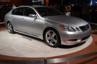 2004 Lexus GS 430 image.