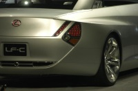 2005 Lexus LF-C Concept