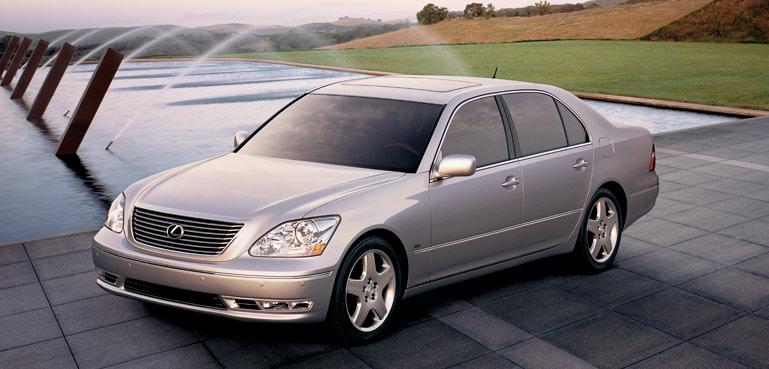 2006 Lexus LS Image