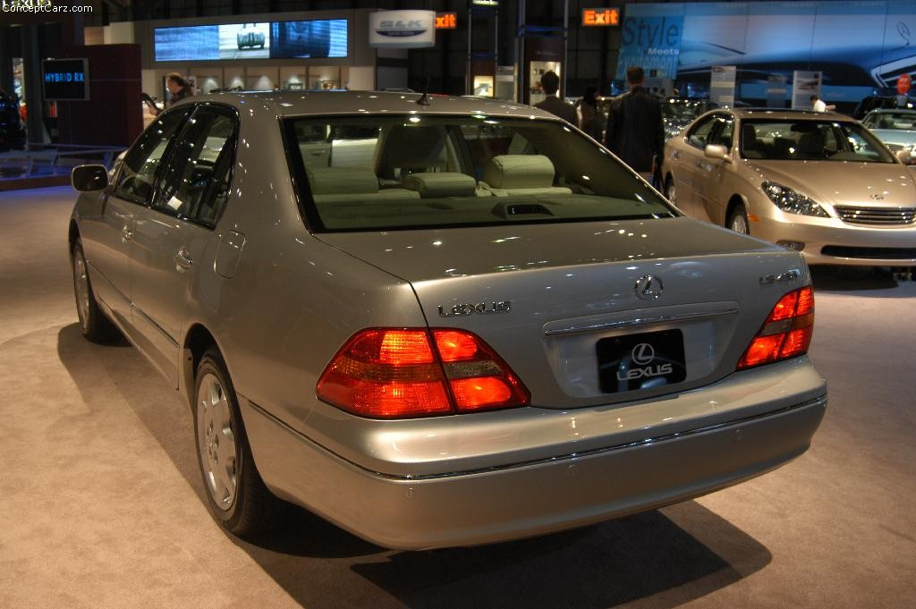 service manual  how to take a 2003 lexus ls tire off