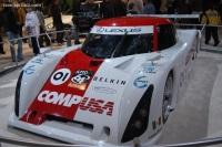 2005 Lexus Riley MKXI Daytona Prototype image.