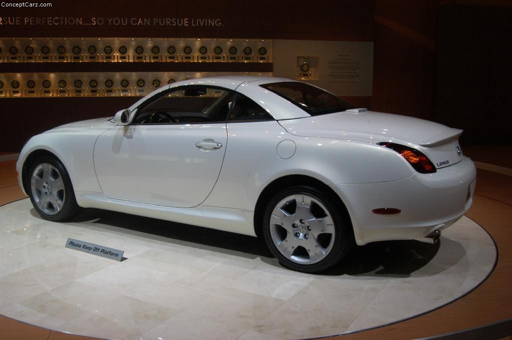 auction results and data for 2004 lexus sc 430. Black Bedroom Furniture Sets. Home Design Ideas