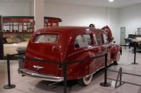 1941 Lincoln Zephyr Ambulance image.
