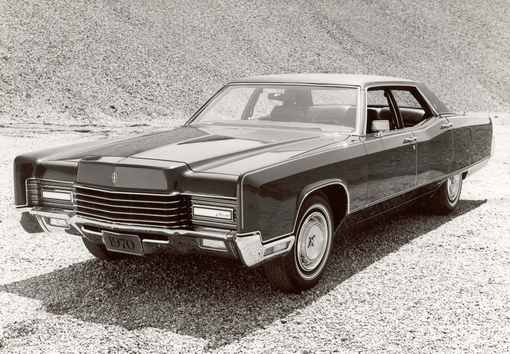 1970 lincoln continental mark iii photo. Black Bedroom Furniture Sets. Home Design Ideas