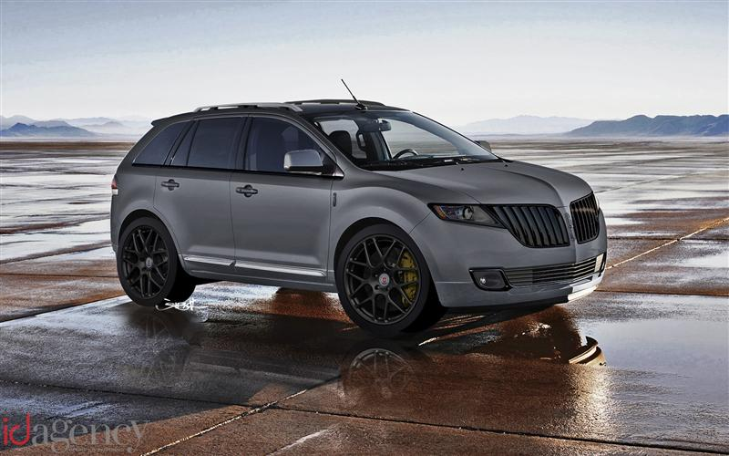 2011 Lincoln MKX by ID Agency pictures and wallpaper