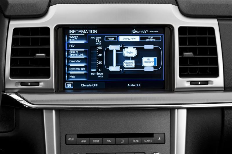 2011 Lincoln MKZ Hybrid Image