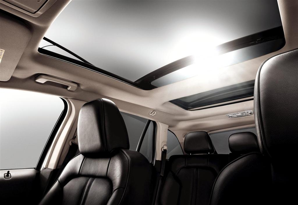 2012 Lincoln MKX Image