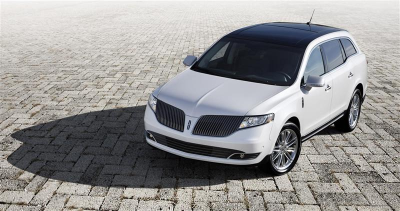 2013 Lincoln MKT