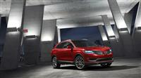 Lincoln MKX Monthly Sales
