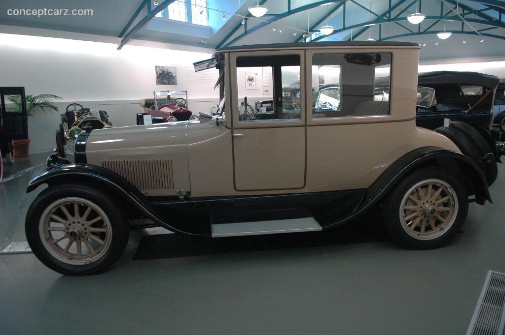 1917 Lincoln Model L