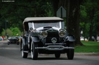 1929 Lincoln Model L image.