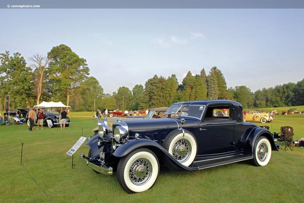 1932 Lincoln Model Kb Conceptcarz Com
