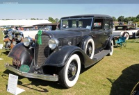 1934 Lincoln Model KB Series 271