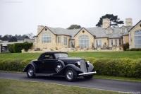 1935 Lincoln Model K image.
