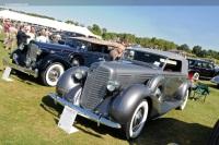 1936 Lincoln Model K Series 300