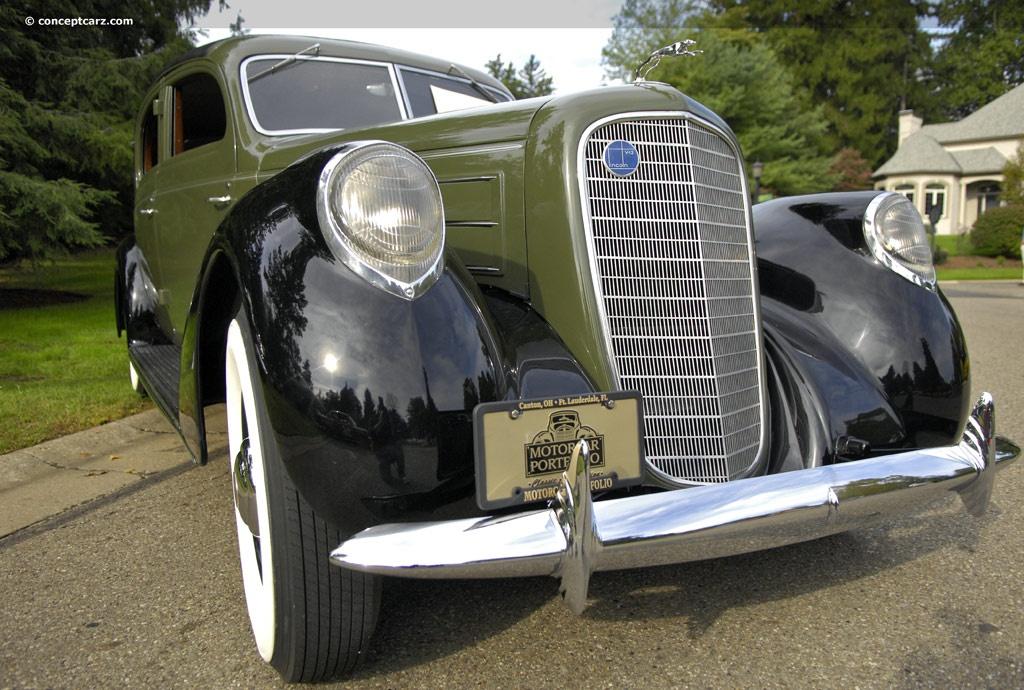 1937 Lincoln Model K Image