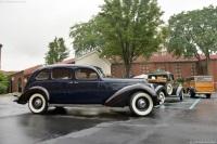 1937 Lincoln Model K image.