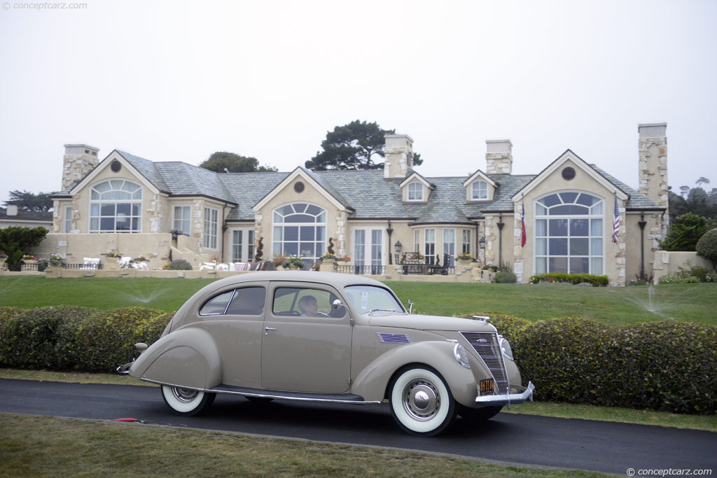 1937 lincoln zephyr conceptcarz for 1936 lincoln zephyr three window coupe