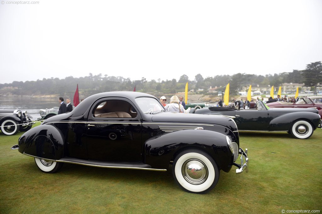 Auction Results And Data For 1938 Lincoln Series 86h