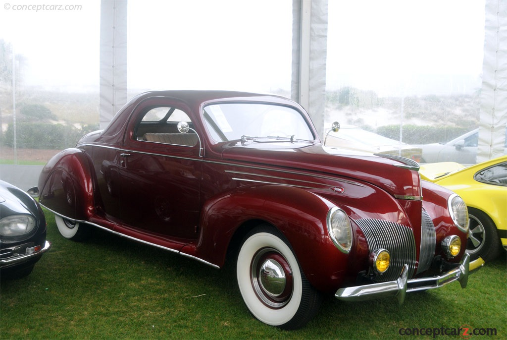 Auction Results And Data For 1939 Lincoln Zephyr Series