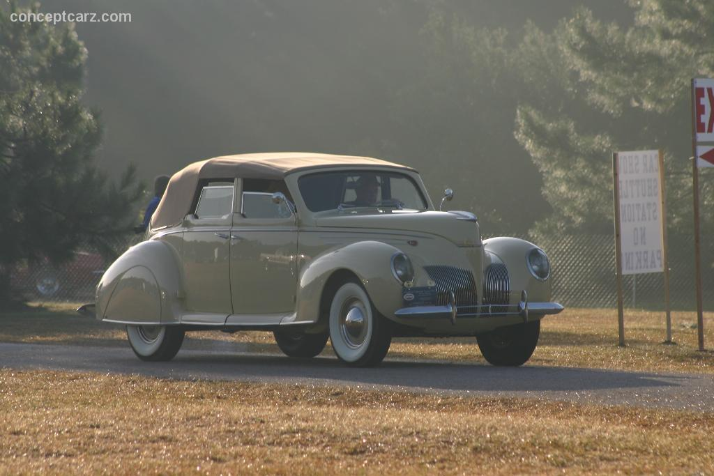 Radical 1939 Lincoln Zephyr Converted to All-Electric | eBay ...