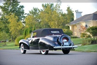 1940 Lincoln Continental image.