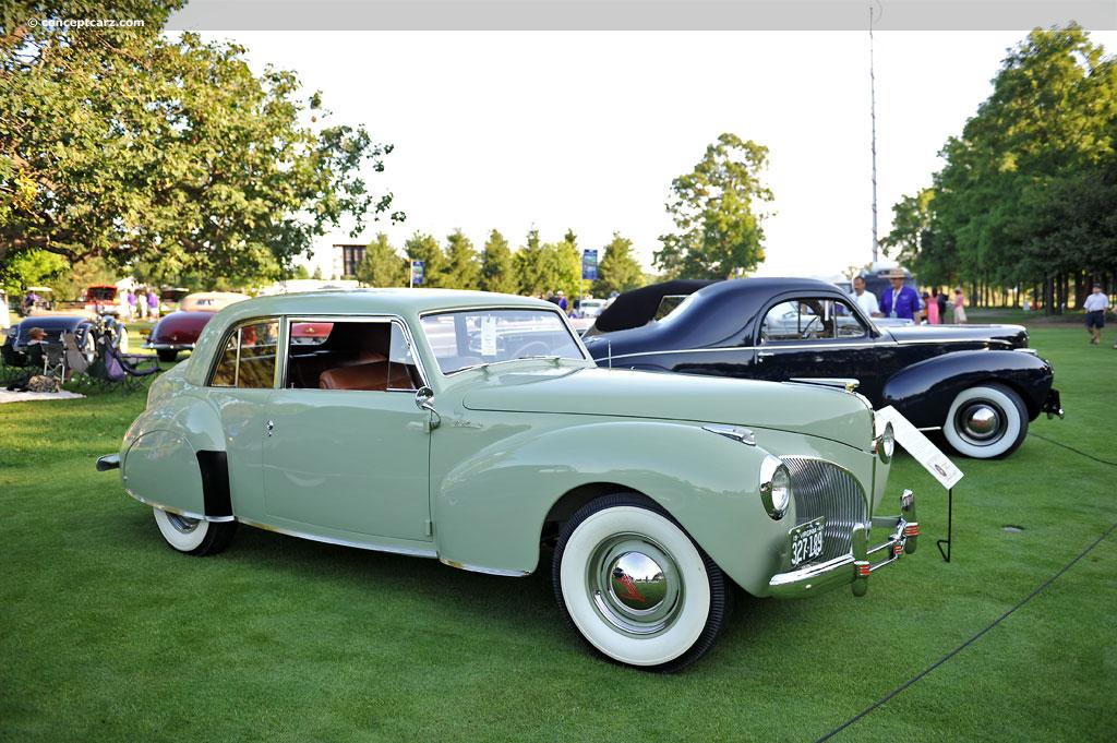 Liberty Auto Sales >> 1941 Lincoln Continental - conceptcarz.com