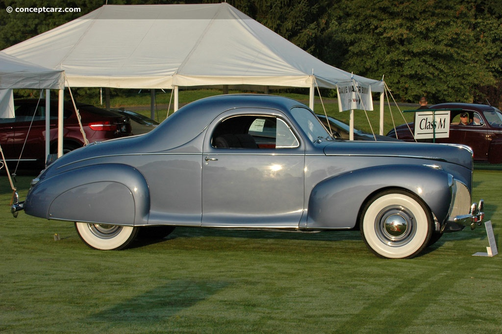 Auction Results And Data For 1941 Lincoln Zephyr