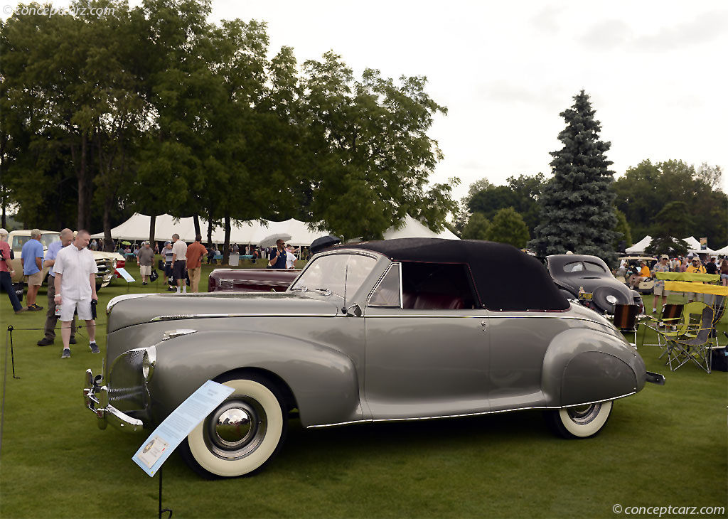 1941 lincoln zephyr conceptcarz for 1936 lincoln zephyr three window coupe