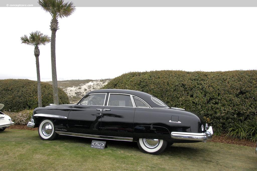 1950 Lincoln Cosmopolitan Conceptcarz Com