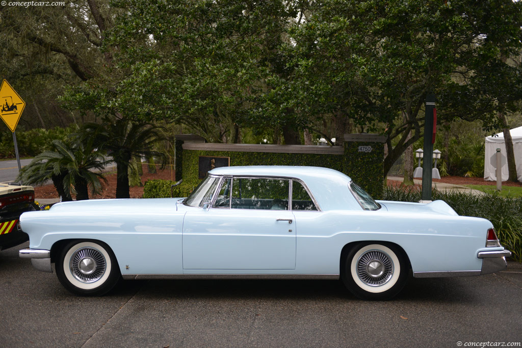 1957 Lincoln Continental Mark Ii Conceptcarz Com