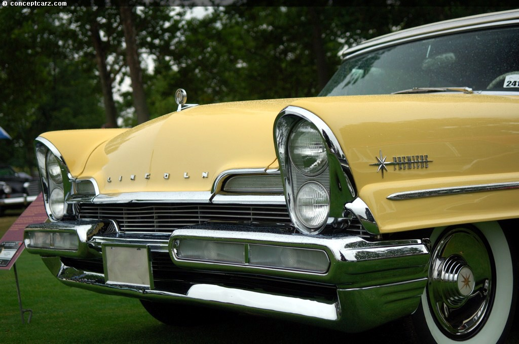 Auction Results And Data For 1957 Lincoln Premiere
