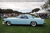 1957 Lincoln Continental Mark II image.