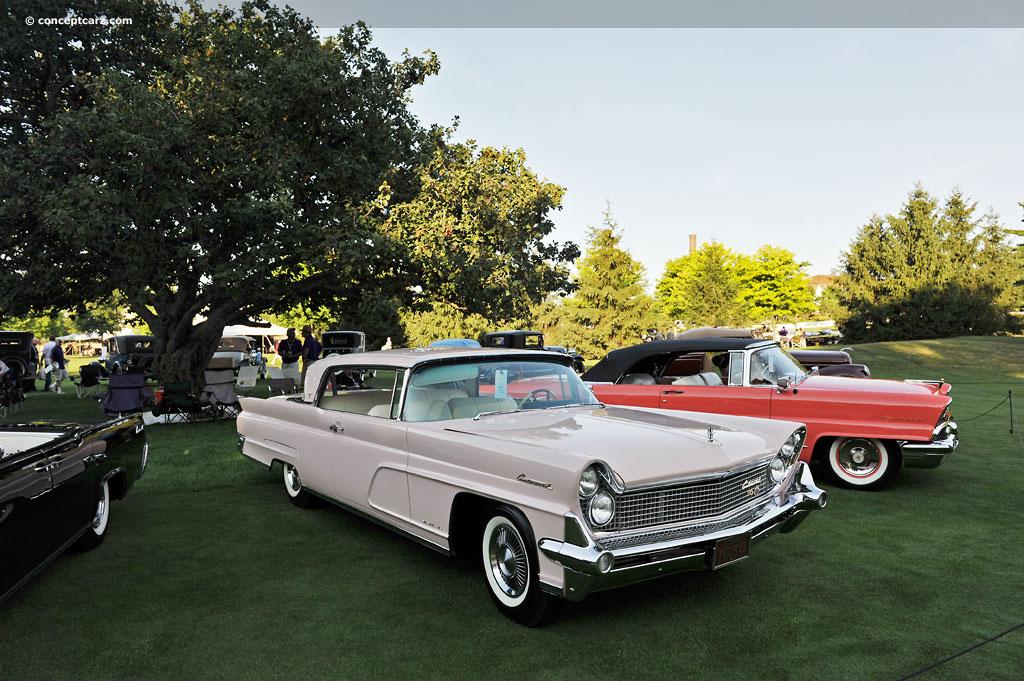 Cadillac Eldorado Concept Car >> 1959 Lincoln Continental Mark IV - conceptcarz.com