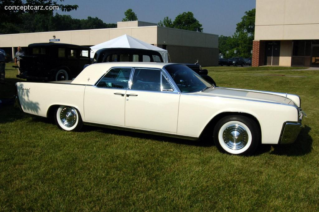 auction results and data for 1961 lincoln continental. Black Bedroom Furniture Sets. Home Design Ideas