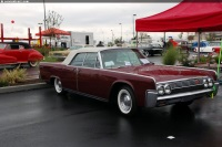 1963 Lincoln Continental image.