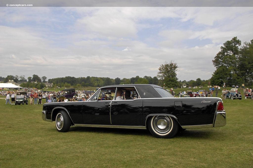 auction results and data for 1964 lincoln continental