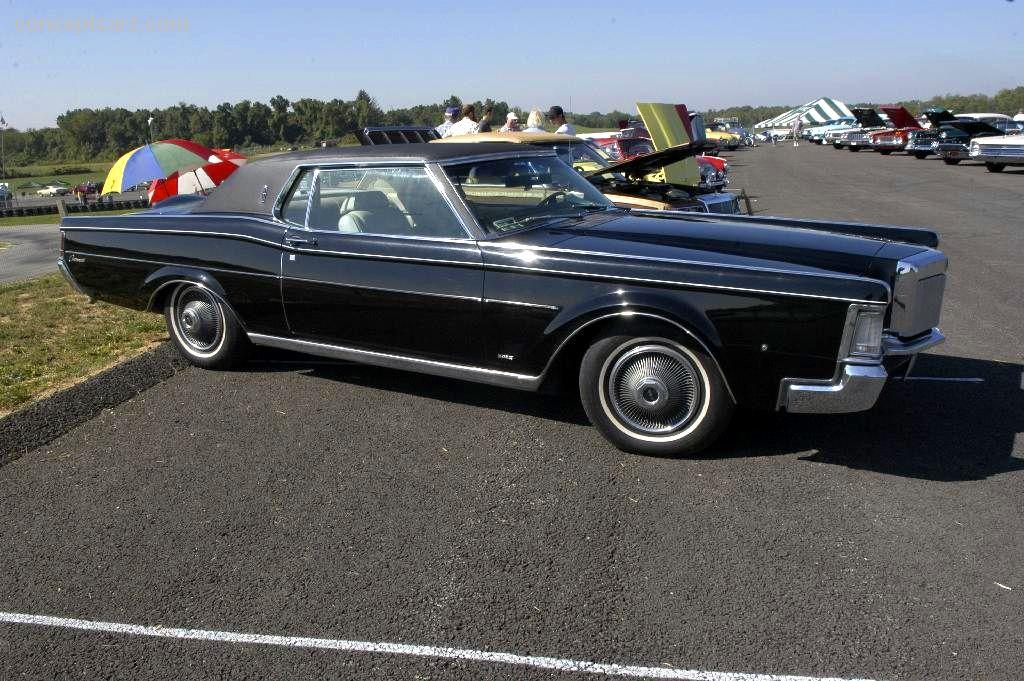 auction results and data for 1969 lincoln continental. Black Bedroom Furniture Sets. Home Design Ideas